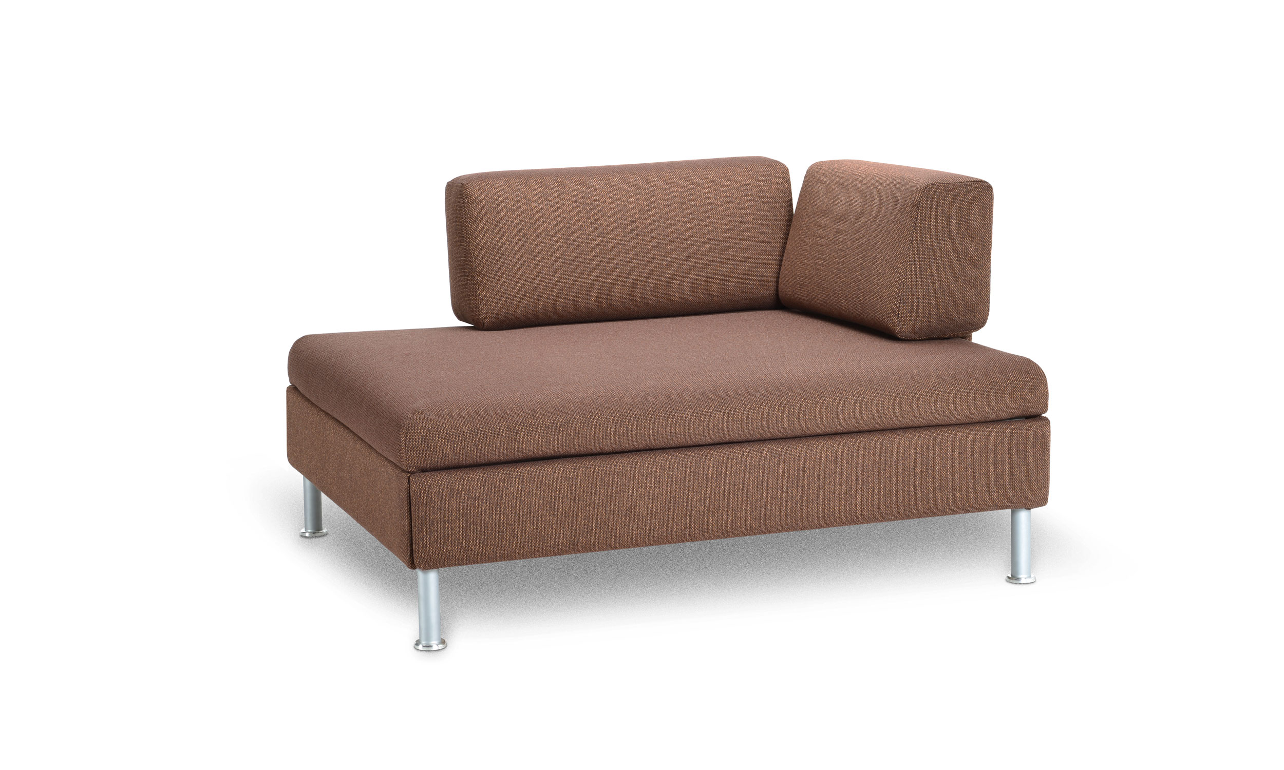 Kompakts Schlafsofa_BED for LIVING Duetto